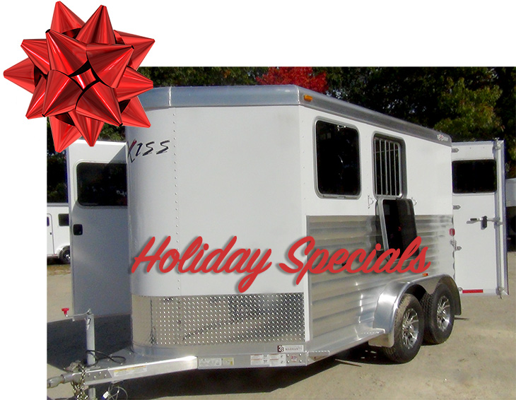 Holiday Specials on Trailers